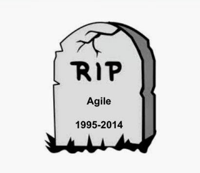 Your Agile is dead